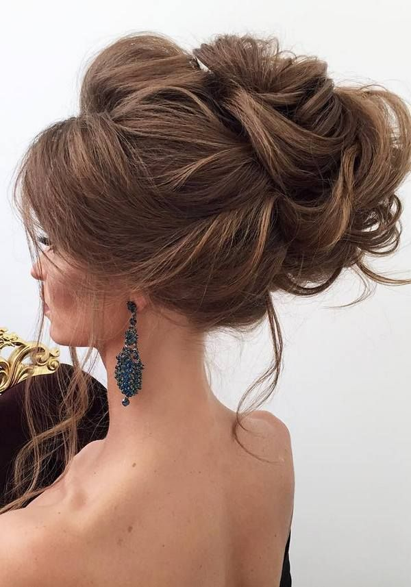 Bridal Hairstyles Inspiration Half Updo Braids Chongos