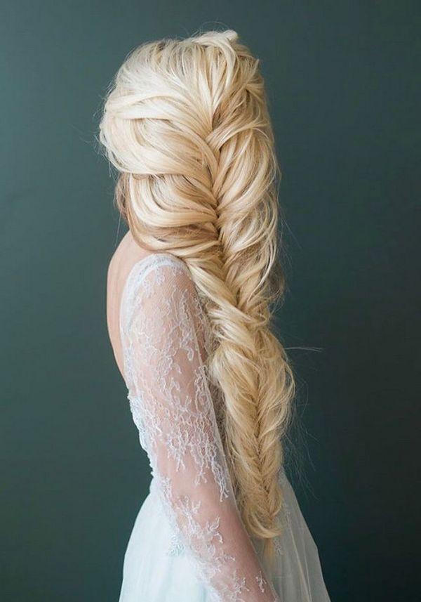 50 Incredible Long Wedding Hairstyles from Hair & Makeup by Steph   Deer Pearl F...
