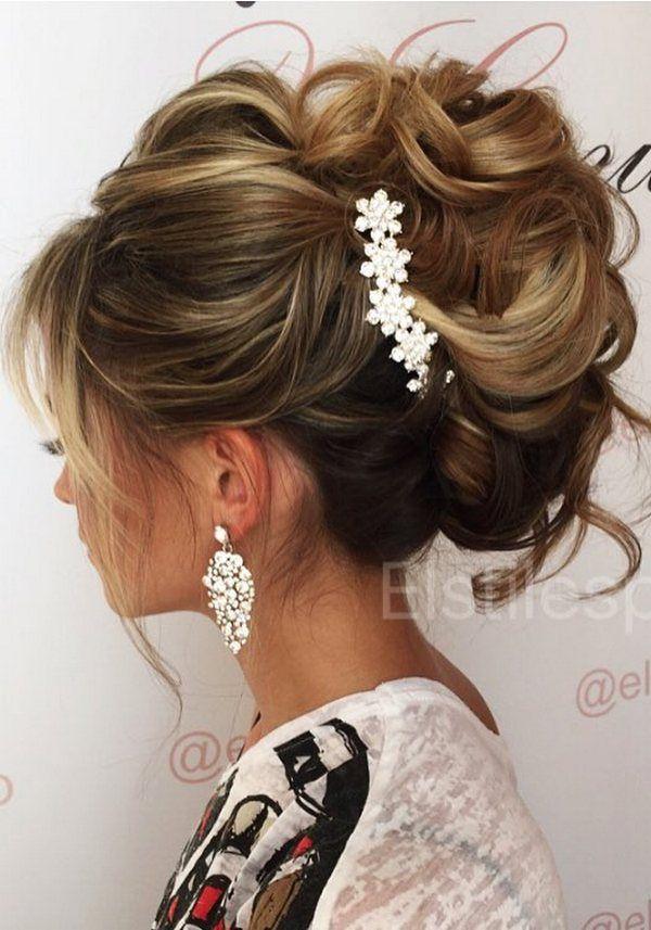 Bridal Hairstyles Inspiration Half Updo Braids Chongos Updo