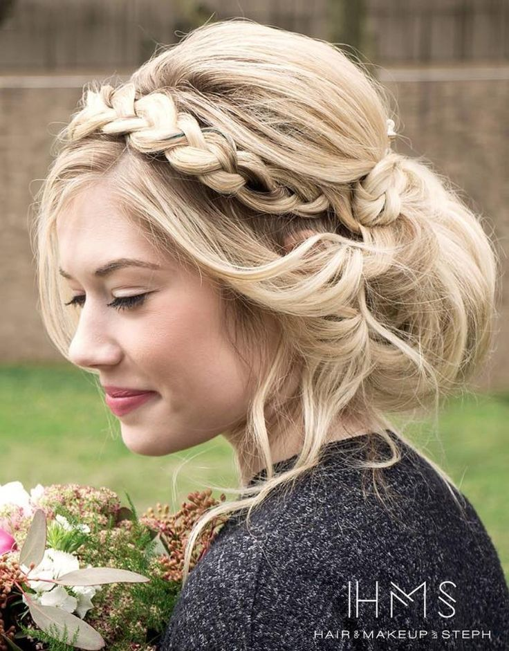 Featured Hairstyle:Hair and Makeup by Steph (Stephanie Brinkerhoff);www.hair...