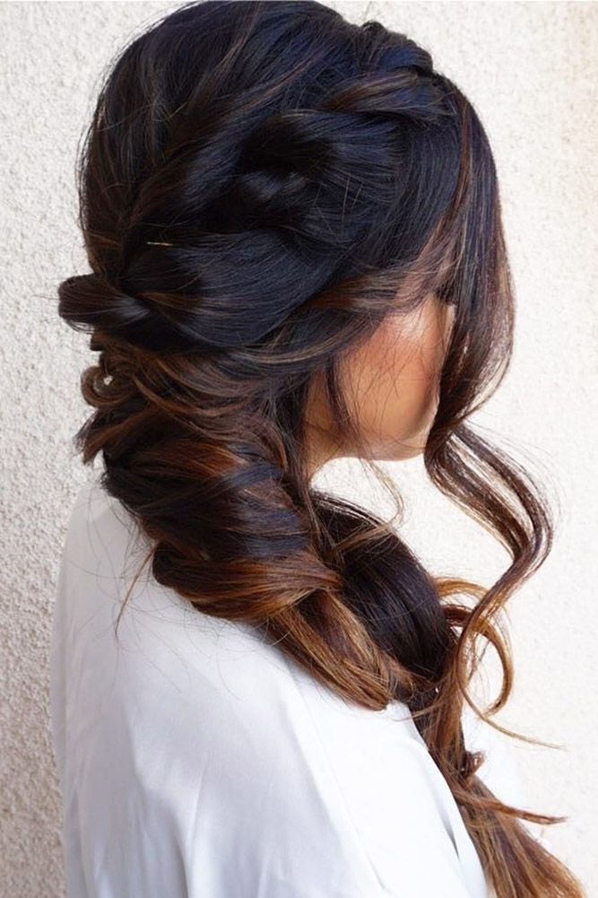 33 Hottest Bridesmaids Hairstyles For Short & Long Hair ❤ See more: www.weddin...