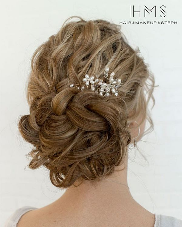 50 Incredible Long Wedding Hairstyles from Hair & Makeup by Steph | Deer Pearl F...