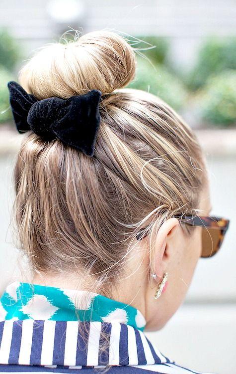 bow + bun