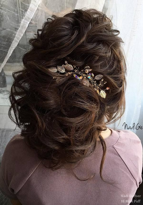 100 Wedding Hairstyles from Nadi Gerber You'll Want To Steal | Hi Miss Puff - ...
