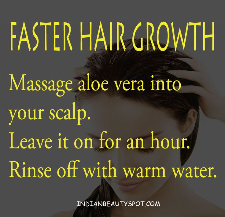 This is so cool!  Hair care with Aloe Vera - More hair growth remedies on - indi...