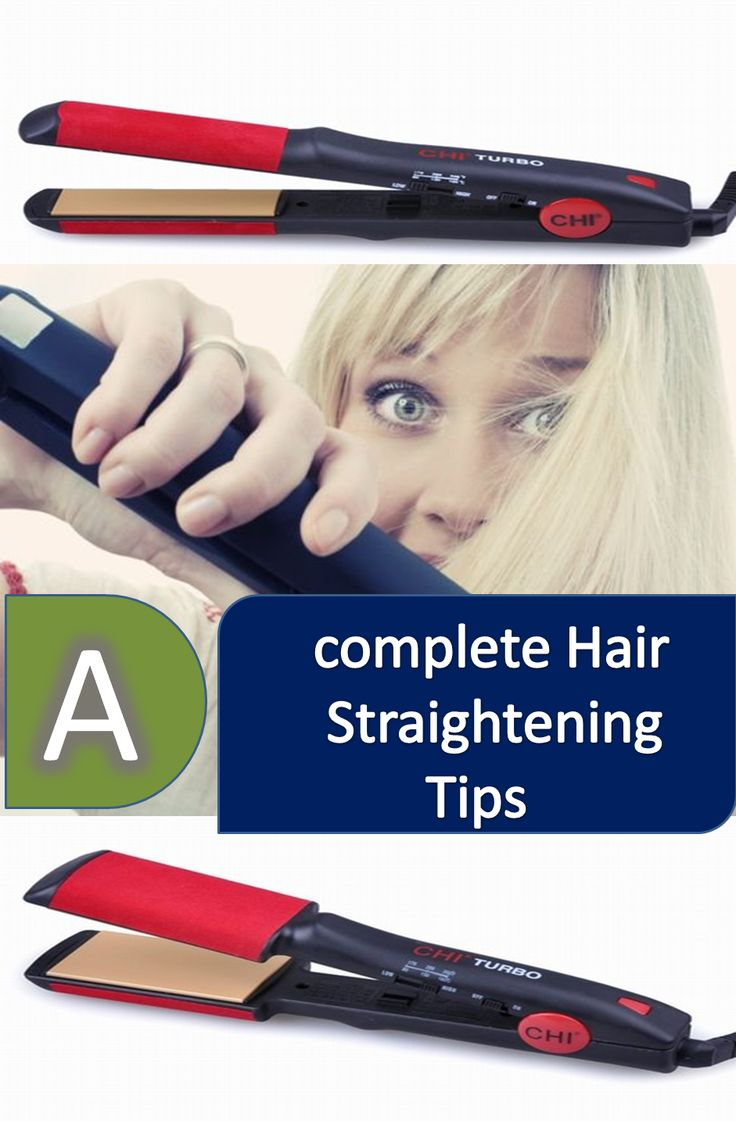 Hair straightening procedure includes using of shampoo and hair. Before starting...