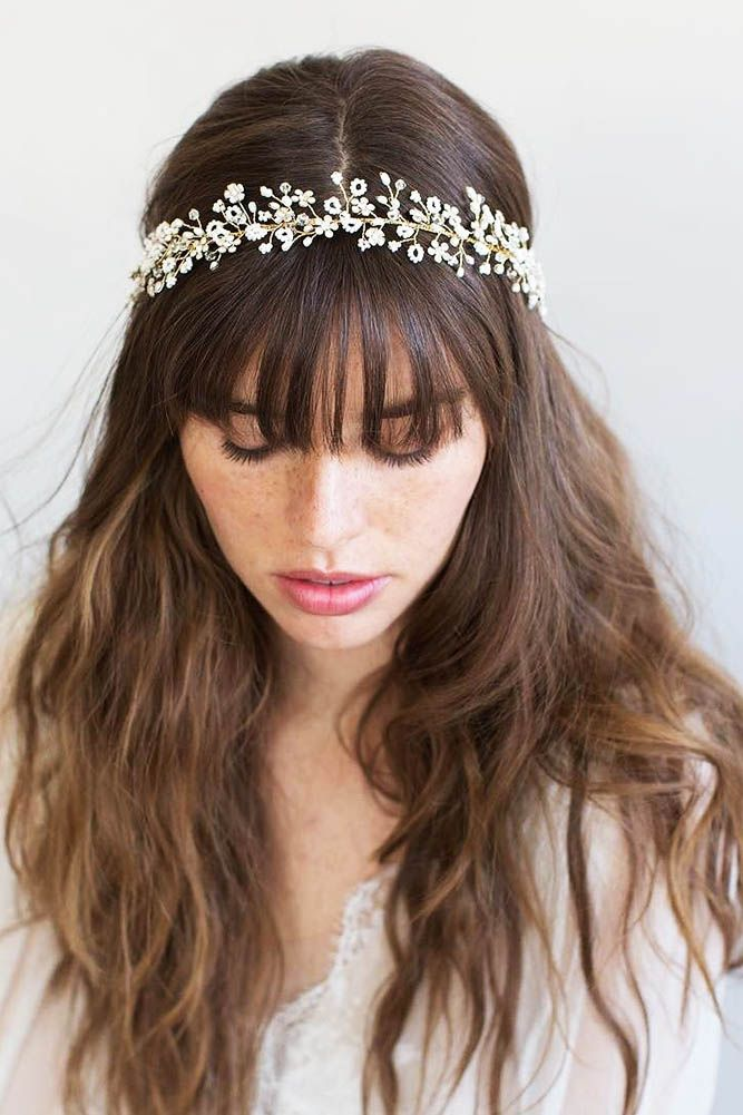 30 Enchanting Bridal Hair Accessories To Inspire Your Hairstyle ❤ See more: ww...