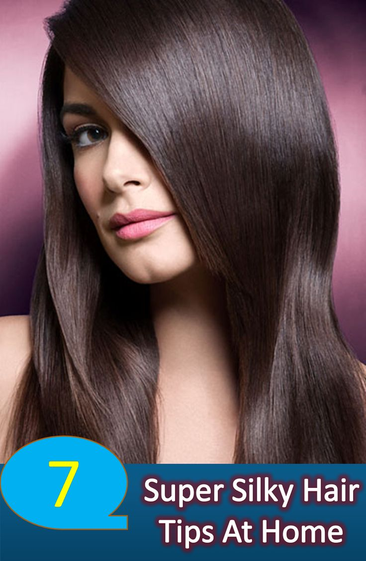 There are some silky hair tips that a person can follow to get a beautiful smoot...