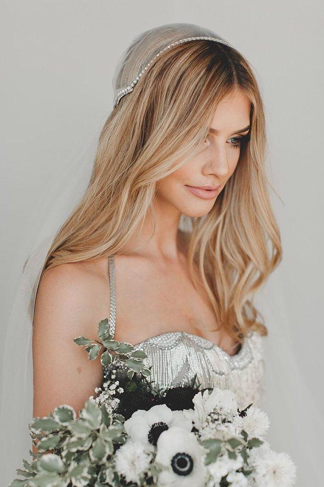 30 Beautiful And Simple Wedding Hairstyles ❤ See more: www.weddingforwar... #w...