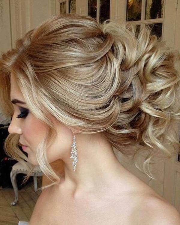 Bridal Hairstyles : Half-updo, Braids, Chongos Updo Wedding ...