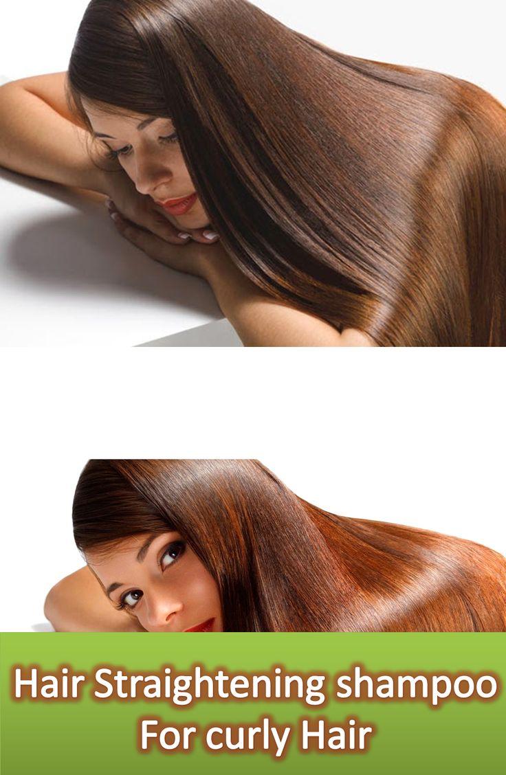 hair straightening shampoo is great alternative of any kind hair straightener, h...