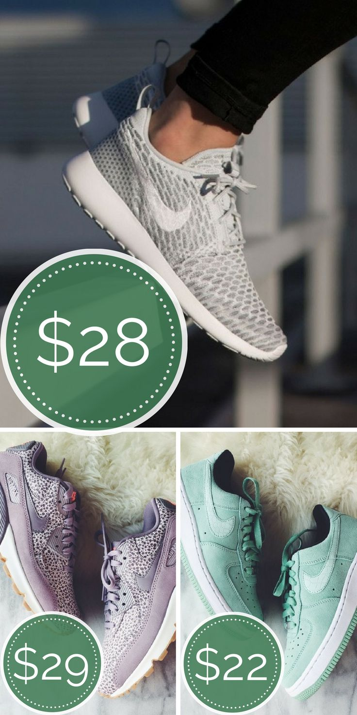 Nike Sale Happening Now! Shop brand new Nike shoes at up to 70% off retail. Tap ...