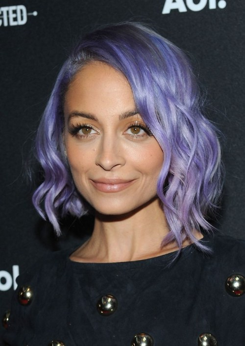 Best Hair Color Ideas Celebrities With Crazy Hair Nicole Richie Beauty Haircut Home Of Hairstyle Ideas Inspiration Hair Colours Haircuts Trends