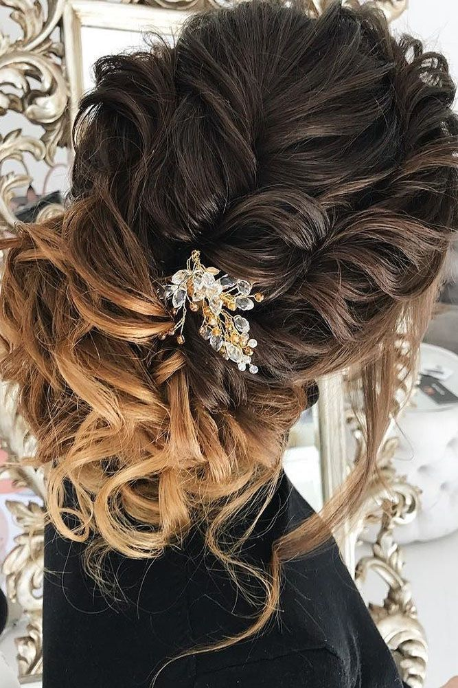 27 Chic And Easy Wedding Guest Hairstyles ❤ wedding guest hairstyles ombre upd...