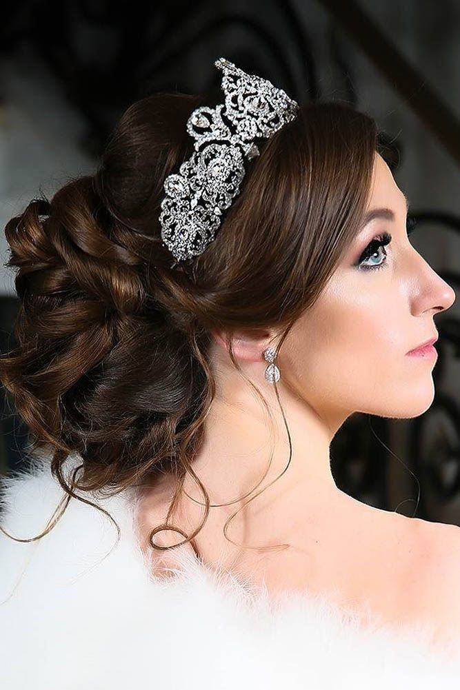 30 Enchanting Bridal Hair Accessories To Inspire Your Hairstyle ❤️  Using so...