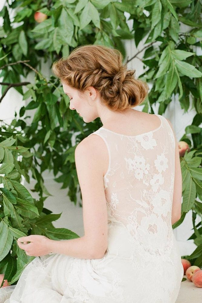 30 Enchanting Wedding Updos ❤ See more: www.weddingforwar... #wedding