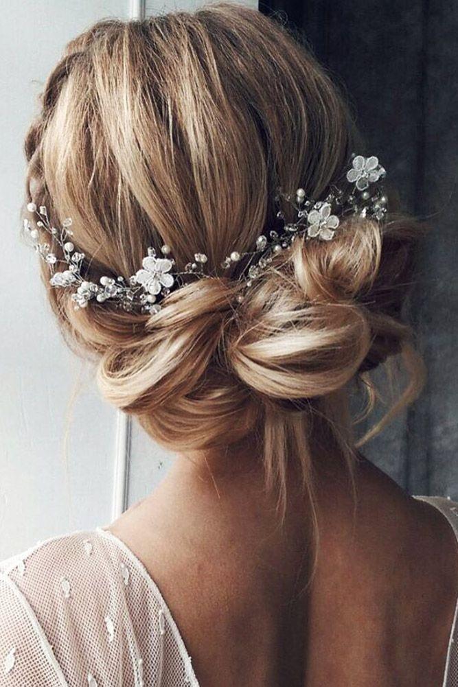 30 Stunning Wedding Hairstyles ❤️ See more: www.weddingforwar... #wedding