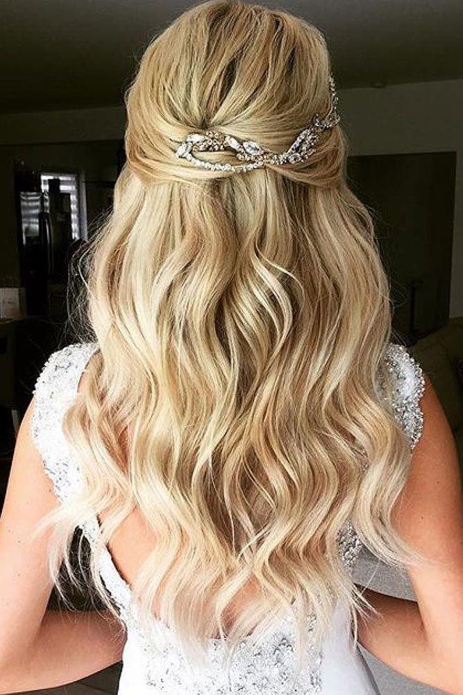 30 Stunning Wedding Hairstyles ❤ See more: www.weddingforwar... #wedding