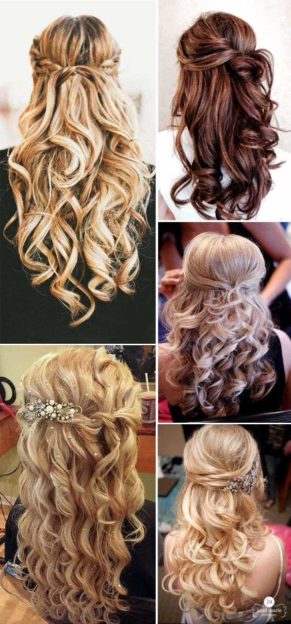 55 romantic wedding hairstyle Ideas having a perfect balance of elegance and tre...