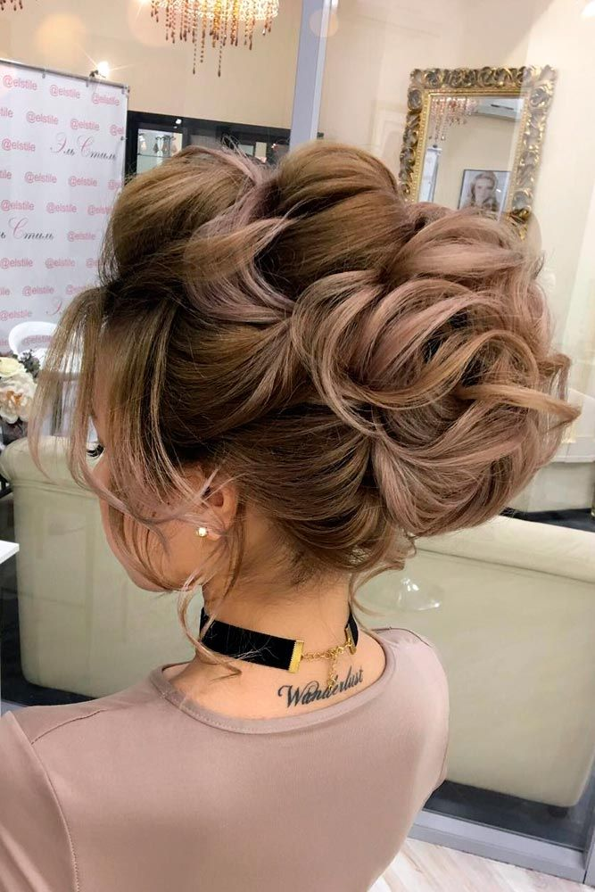 Beautiful Updo Hairstyles for Bridesmaids ★ See more: lovehairstyles.co...
