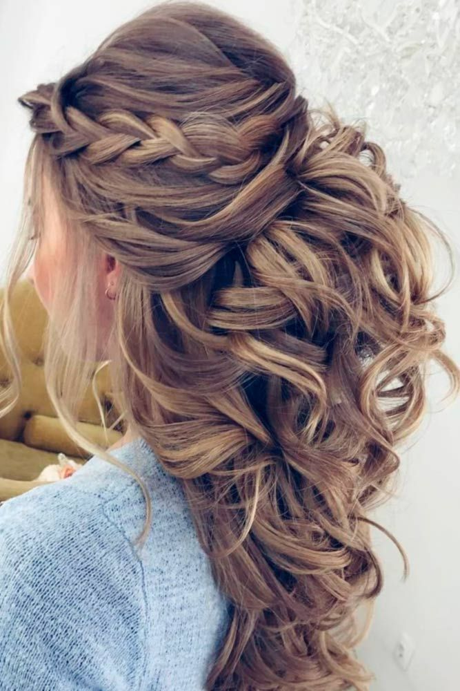 Beautiful Wedding Hair Styles for Your Perfect Look ★ See more: glaminati.com/...