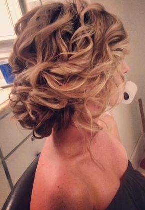 Prom Hairstyles for Long Hair: Twisted Updo...love this for my wedding
