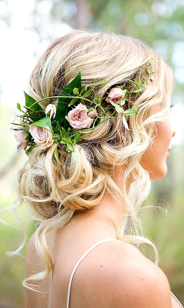 Wedding Hairstyles And#8211; Romantic Bridal Updos ❤ See more: www.weddingforw...