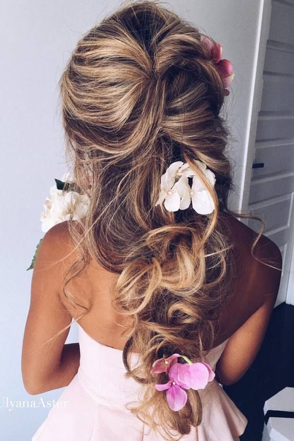 Wedding Hairstyles Ulyana Aster Long Wedding Hairstyles Updos