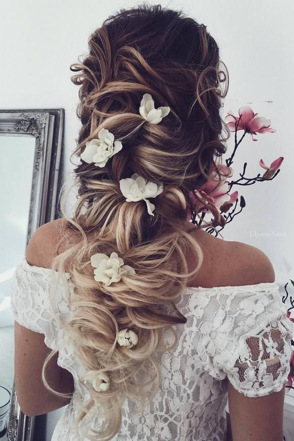 Bridal Hairstyles Ulyana Aster Long Wedding Hairstyles Updos 11