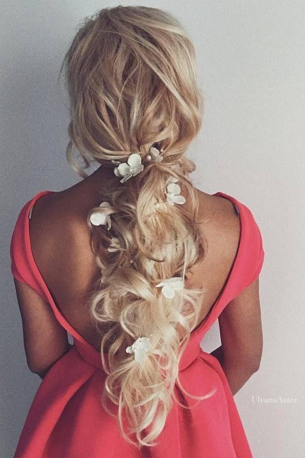 Ulyana Aster Long Wedding Hairstyles & Updos 5   Deer Pearl Flowers