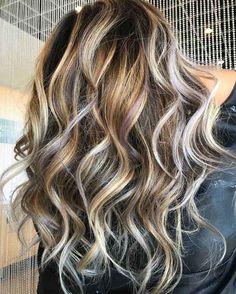 10 Bombshell Blonde Highlights On Brown Hair   Makeup TutorialsFacebookGoogle+In...