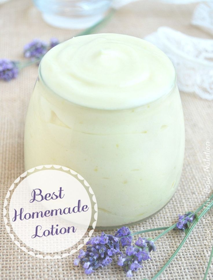 3-ingredient, 3-minute, all-natural lotion (shea butter, coconut oil, essential ...