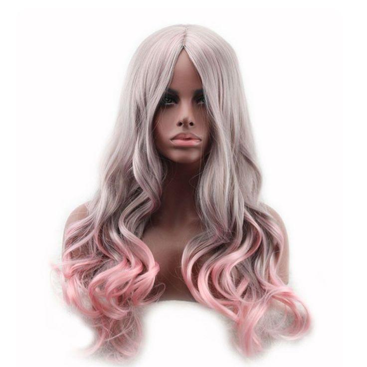 Curly Wavy Hair Wig