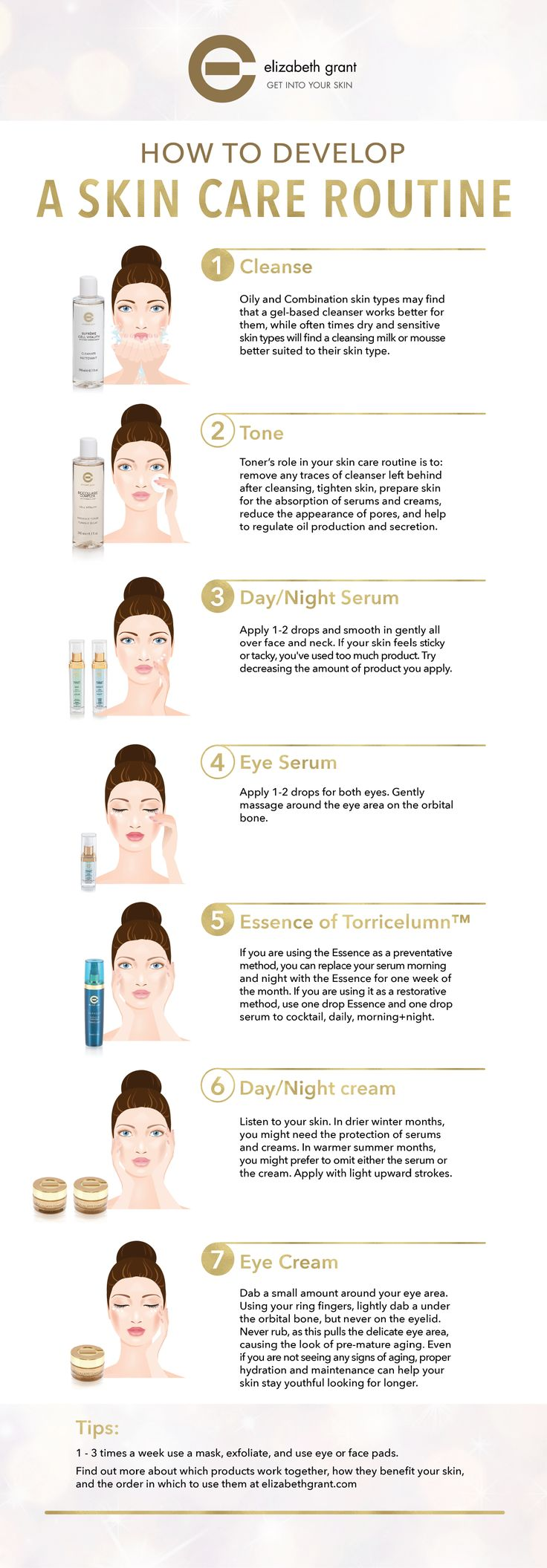 Do you know how to take care of your skin? Here is how you can develop a skin ca...