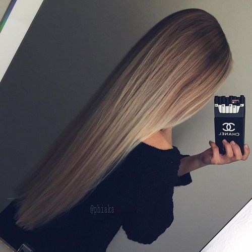 Follow these hair care tips to achieve perfectly smooth, straight, shiny hair ev...