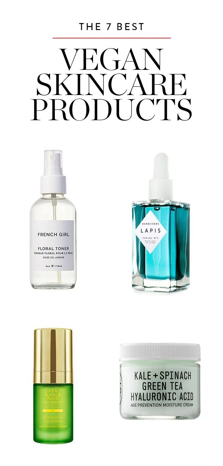 Here are some of our favorite vetted vegan skin-care products we think you'l...