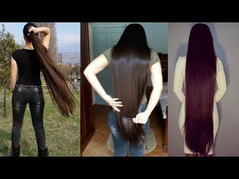 My Grandmother Told Me a Secret To Grow Extra Long Hair, I Can't Believe!! -...