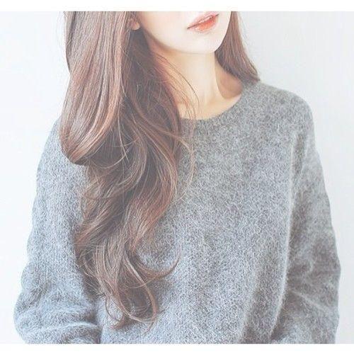 beautiful long hair #brunette