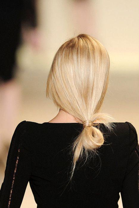 blonde envy