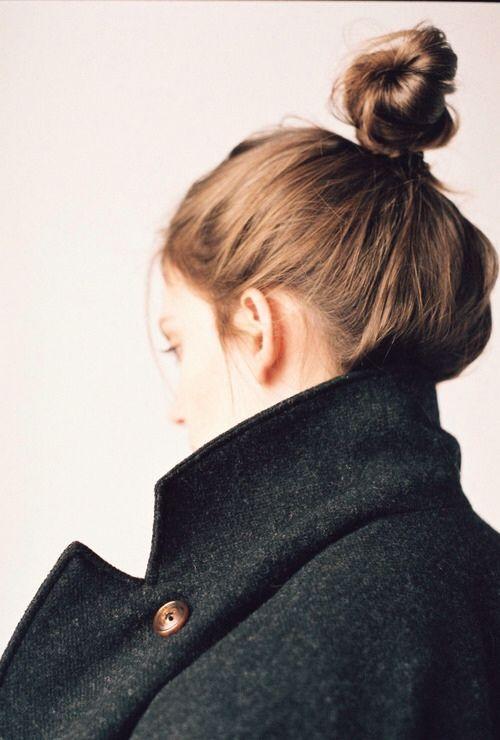 bun // #hair