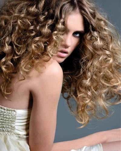 curly hair inspiration