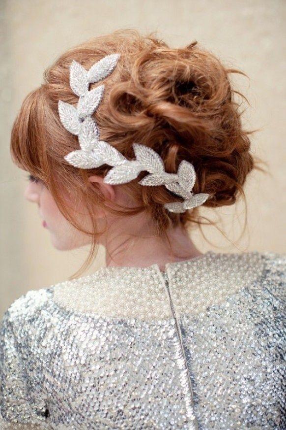 embellish your hair a bit