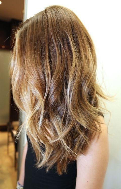 Great mid-length haircut // #hair #style