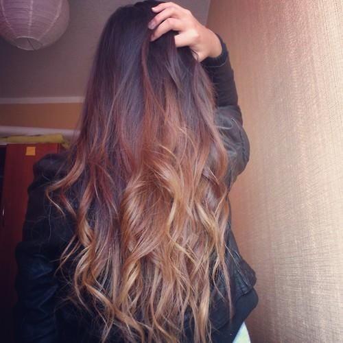 loose curls #hair