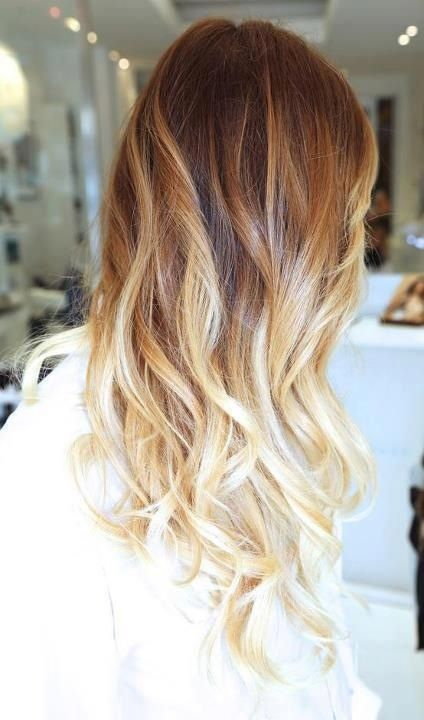 love blonde waves