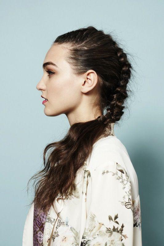 major braid inspiration here #hair