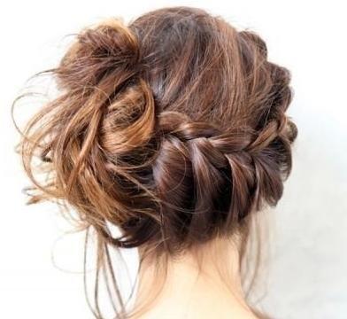 major braid inspiration