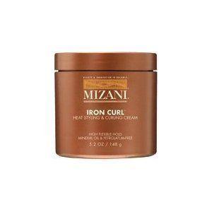 Mizani Iron Curl helps achieve perfect curls! //  #hair #style