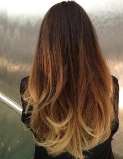 ombre highlights are everything #hair