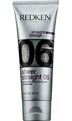 Perfect to keep your locks straight through all weather! // #hair